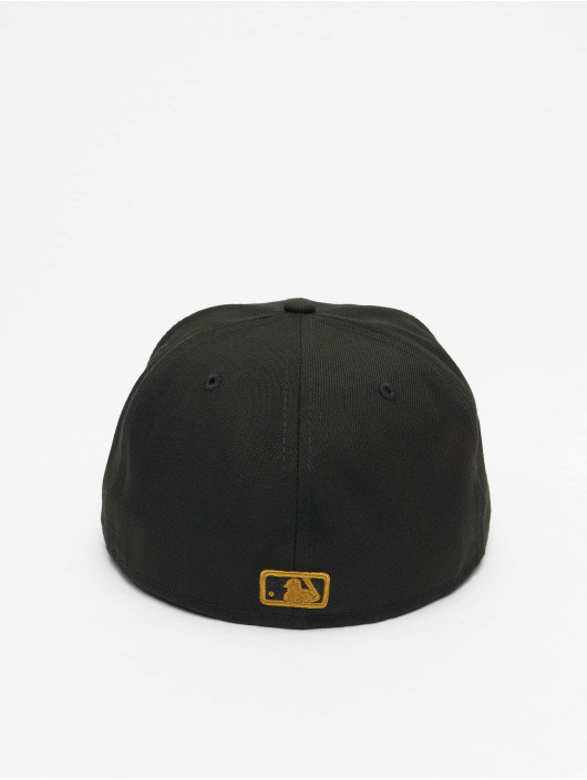 New Era Fitted Cap MLB NY Yankees League Essential 59Fifty èierna
