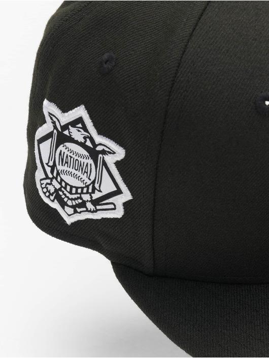 New Era Fitted Cap MLB LA Dodgers 59Fifty èierna