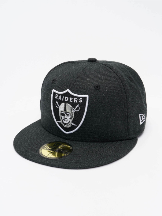 New Era Fitted Cap NFL Las Vegas Raiders 59Fifty èierna