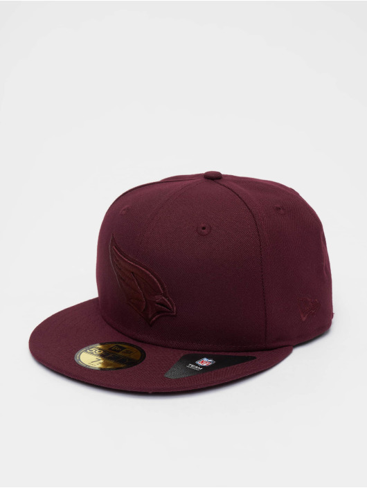 New Era Fitted Cap NFL Arizona Cardinals Poly Tone 59Fifty červený