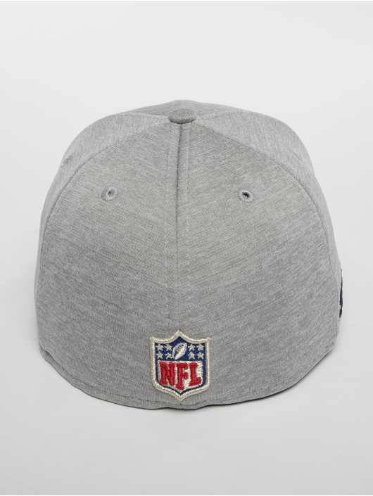 New Era Fitted Cap NFL Seattle Seahawks 59 Fifty šedá