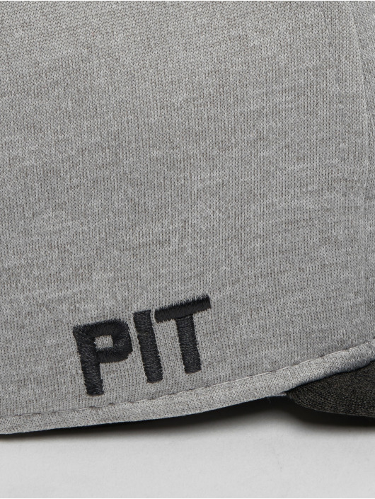New Era Fitted Cap NFL Pittsburgh Steelers 59 Fifty šedá