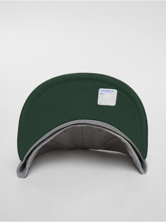 New Era Fitted Cap NFL Green Bay Packers 59 Fifty šedá
