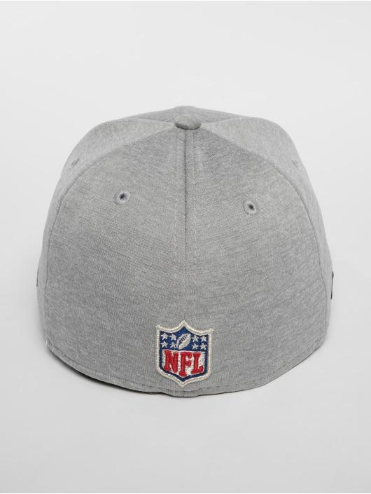 New Era Fitted Cap NFL Carolina Panthers 59 Fifty šedá