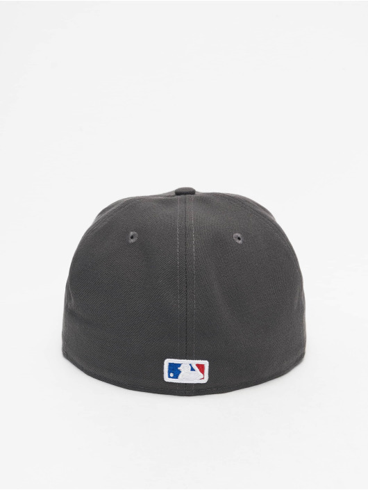 New Era Fitted Cap MLB Detroit Tigers League Essential 59Fifty šedá