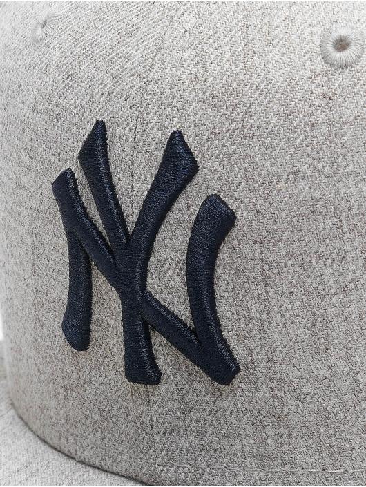 New Era Fitted Cap MLB NY Yankees 59Fifty šedá