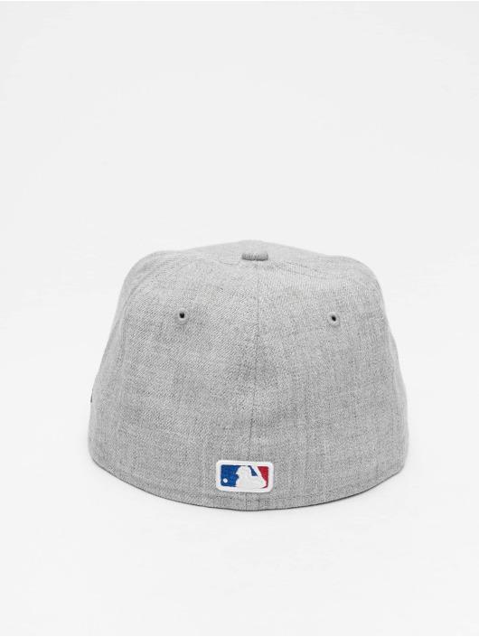 New Era Fitted Cap MLB LA Dodgers 59Fifty šedá