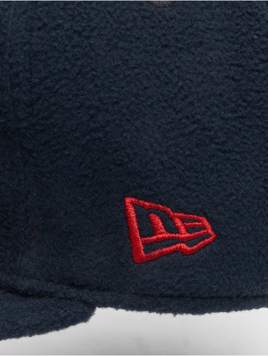 New Era Fitted Cap NFL Wintr Utlty Micro Fleece New England Patriots 59 Fifty blå