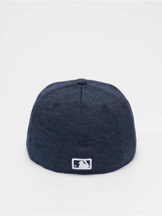 New Era Fitted Cap MLB LA Dodgers Shadow Tech 59fifty blå