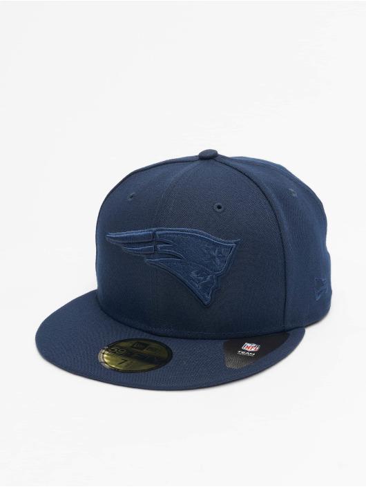 New Era Fitted Cap NFL New England Patriots Tonal 59fifty blå