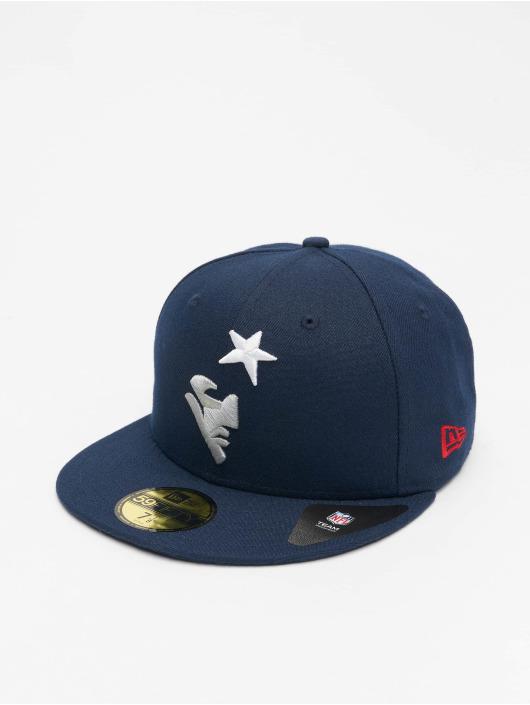 New Era Fitted Cap NFL New England Patriots Team Tonal 59Fifty blå