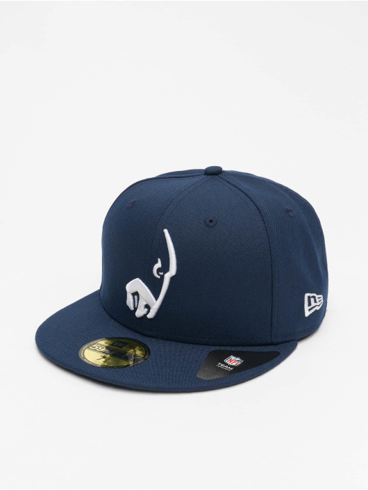New Era Fitted Cap NFL Los Angeles Rams Team Tonal 59Fifty blå