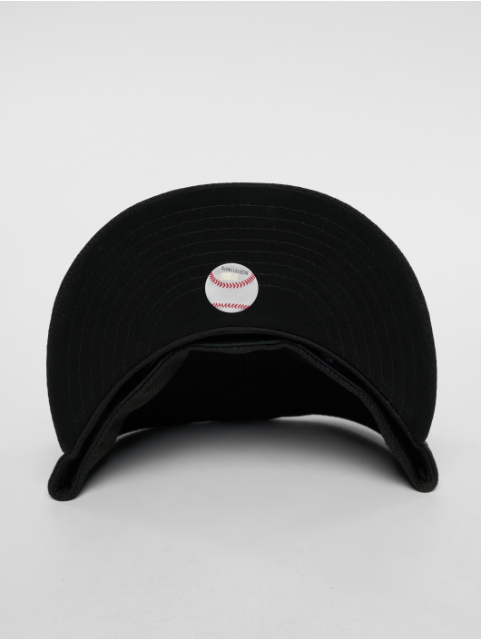 New Era Fitted Cap MLB Diamond Bosten Red Sox 59 Fifty Fitted Cap black