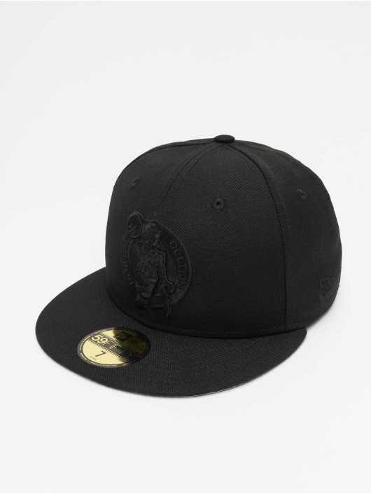 New Era Fitted Cap NBA Boston Celtics 59Fifty black
