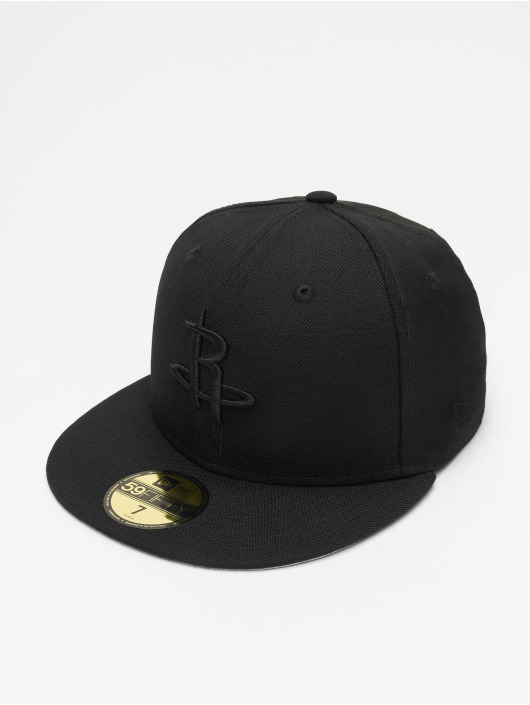 New Era Fitted Cap NBA 59Fifty Houston Rockets black