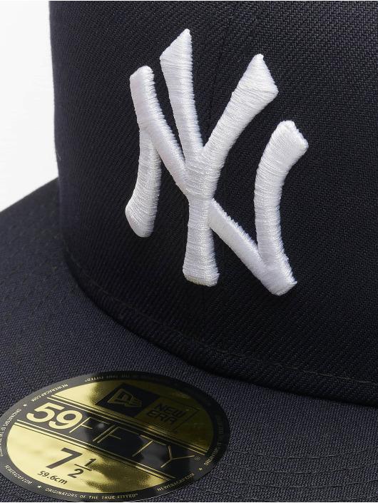 New Era Fitted Cap Acperf NY Yankees 59Fifty blau