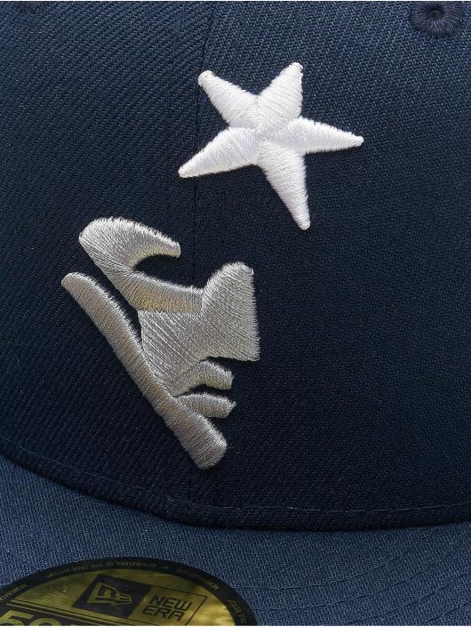 New Era Fitted Cap NFL New England Patriots Team Tonal 59Fifty blau