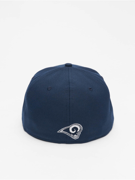 New Era Fitted Cap NFL Los Angeles Rams Team Tonal 59Fifty blau