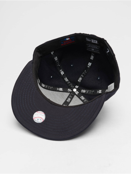 New Era Fitted Cap MLB League Essential New York Yankees 59 Fifty blue