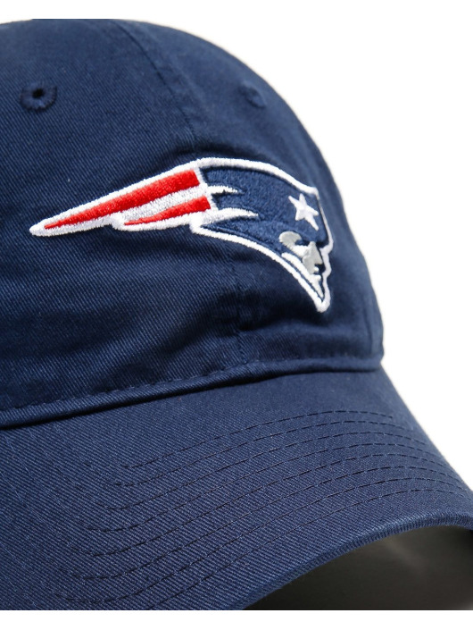 New Era Fitted Cap Nfl Unstructured New England Patriots blue