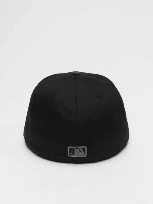 New Era Fitted Cap MLB Camo Essential Bosten Red Sox czarny