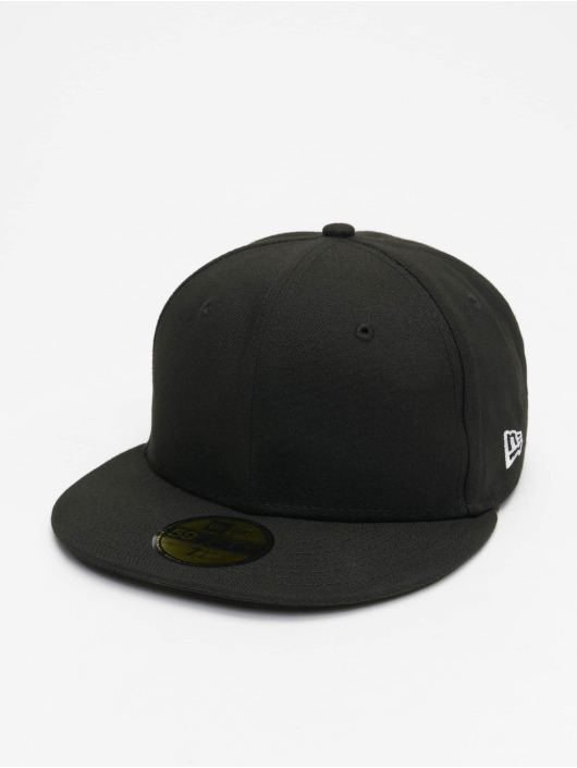 New Era Fitted Cap Essential 59Fifty czarny