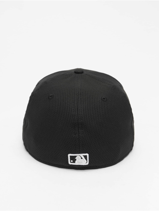New Era Fitted Cap MLB NY Yankees Featherweight 59Fifty czarny