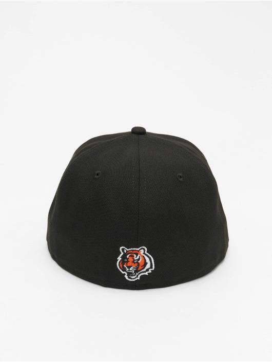 New Era Fitted Cap Cincinnati Bengals Team Tonal 59Fifty czarny