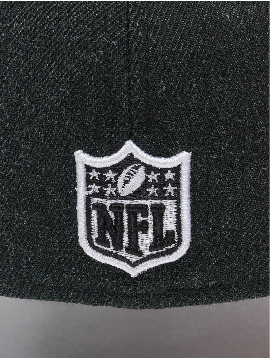 New Era Fitted Cap NFL Las Vegas Raiders 59Fifty czarny