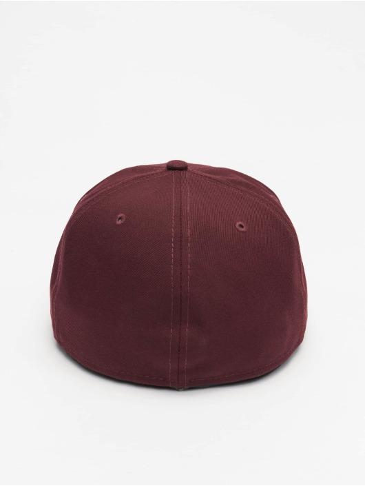 New Era Fitted Cap Essential 59Fifty czerwony