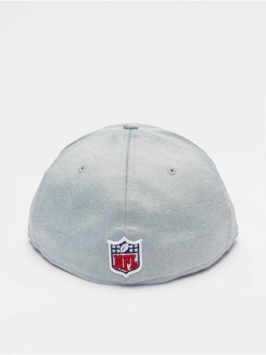 New Era Fitted Cap Shadow Tech Oakland Raiders 59Fifty grå