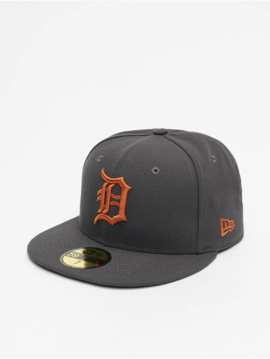 New Era Fitted Cap MLB Detroit Tigers League Essential 59Fifty grå