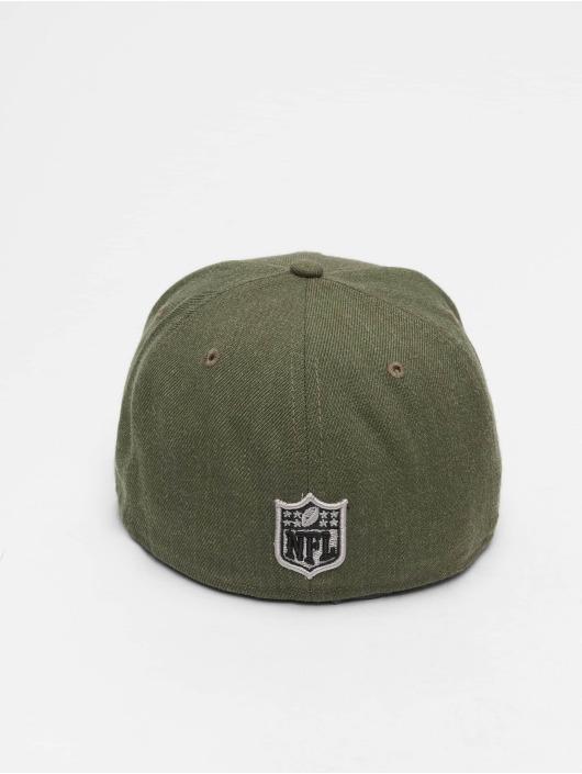 New Era Fitted Cap NFL Heather Seattle Seahawks 59 Fifty grøn