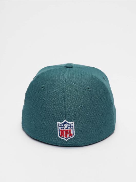 New Era Fitted Cap NFL Philadelphia Eagles Hex Era 59fifty grøn