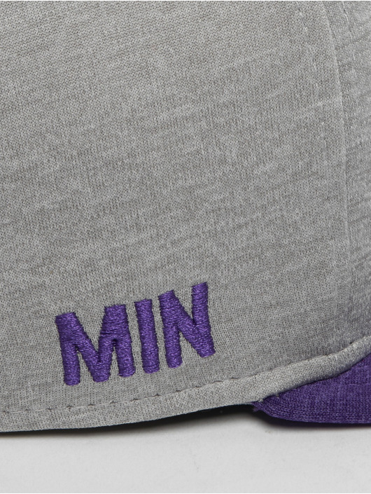 New Era Fitted Cap NFL Minnesota Vikings 59 Fifty grau