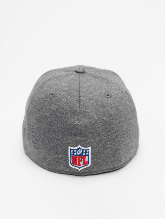 New Era Fitted Cap NFL Oakland Raiders Jersey Essential 59Fifty grau