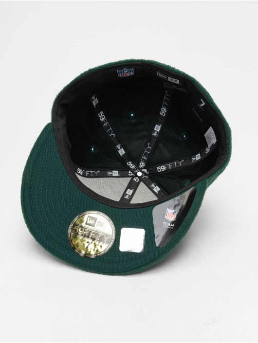 New Era Fitted Cap NFL Wintr Utlty Micro Fleece Green Bay Packers 59 Fifty green