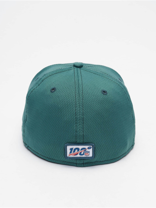 New Era Fitted Cap 59Fifty Onfield 19 SL RD Philadelphia Eagles green