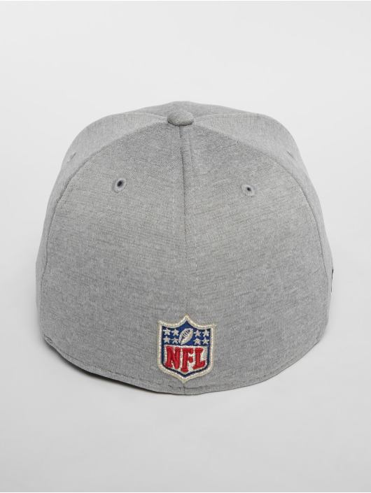 New Era Fitted Cap NFL Pittsburgh Steelers 59 Fifty grey