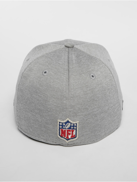 New Era Fitted Cap NFL Carolina Panthers 59 Fifty grey