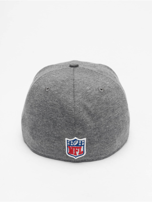 New Era Fitted Cap NFL Seattle Seahawks Jersey Essential 59Fifty grey