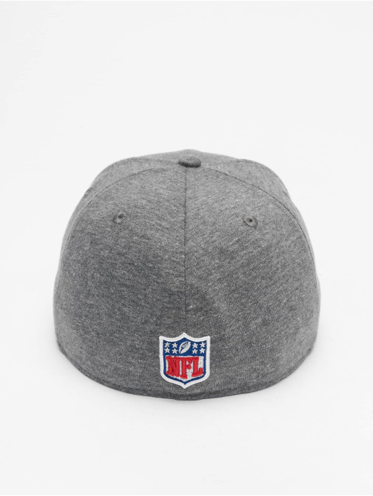 New Era Fitted Cap Jersey NFL Green Bay Packers Essential 59Fifty grey