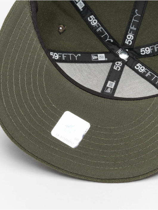 New Era Fitted Cap NFL Heather Seattle Seahawks 59 Fifty grün
