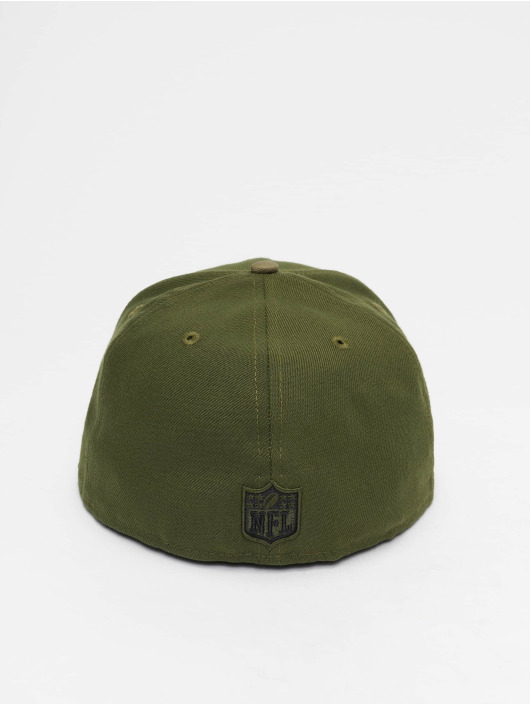 New Era Fitted Cap NFL Oakland Raiders 59Fifty grün