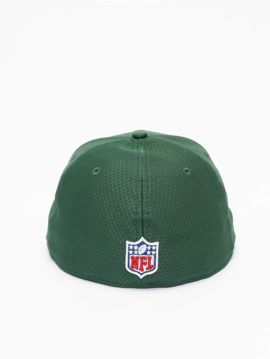New Era Fitted Cap NFL Green Bay Packers Hex Era 59fifty grün