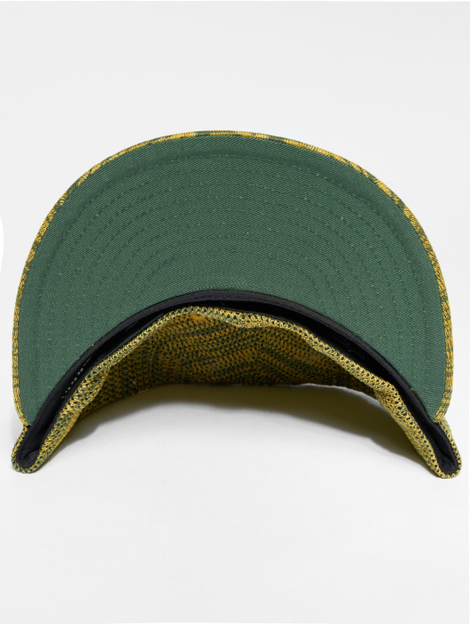 New Era Fitted Cap NFL Green Bay Packers gul