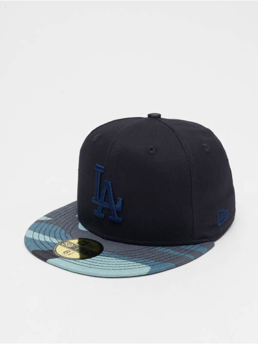 New Era Fitted Cap MLB Camo Essential LA Dodgers 59Fifty Fitted maskáèová