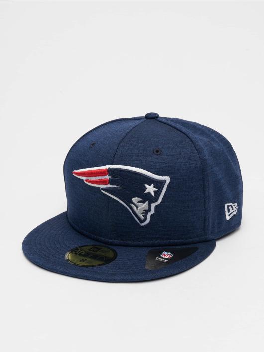 New Era Fitted Cap Era Shadow Tech modrá