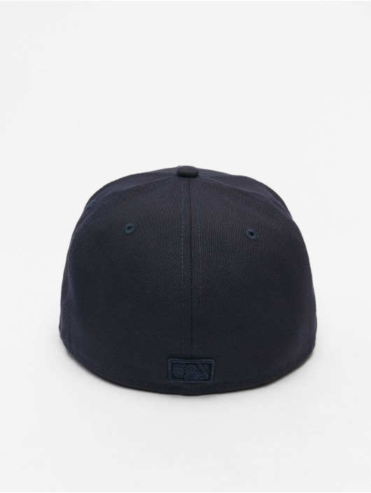 New Era Fitted Cap MLB NY Yankees Essential 59Fifty modrá