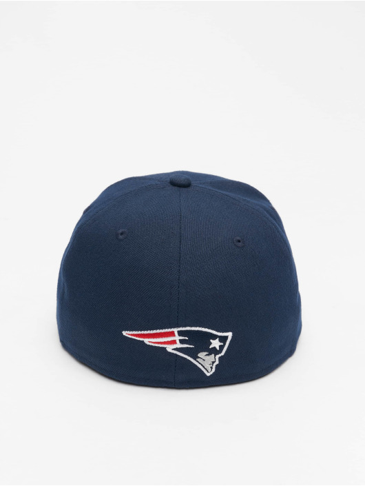 New Era Fitted Cap NFL New England Patriots Team Tonal 59Fifty modrá